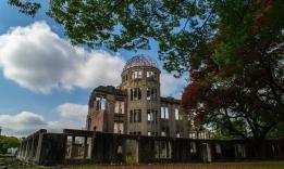 Atomový dóm, Hirošima, Japonsko