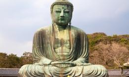 Buddha v Kamakuře
