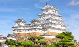 Himedži, nejkrásnější japonský hrad