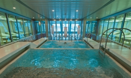 Samsara Spa na lodi Costa neoRomantica