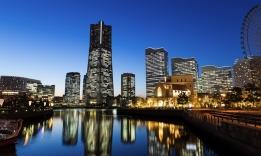 Jokohama, přístav budoucnosti