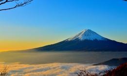 hora Fuji, Japonsko