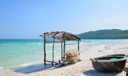pláže Jihočínské moře, Vietnam