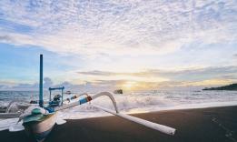 pláže, Bali