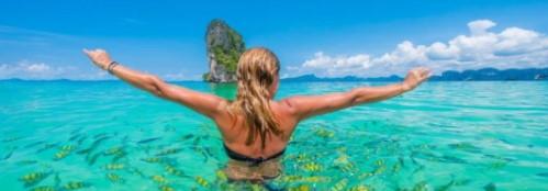 pláže Krabi